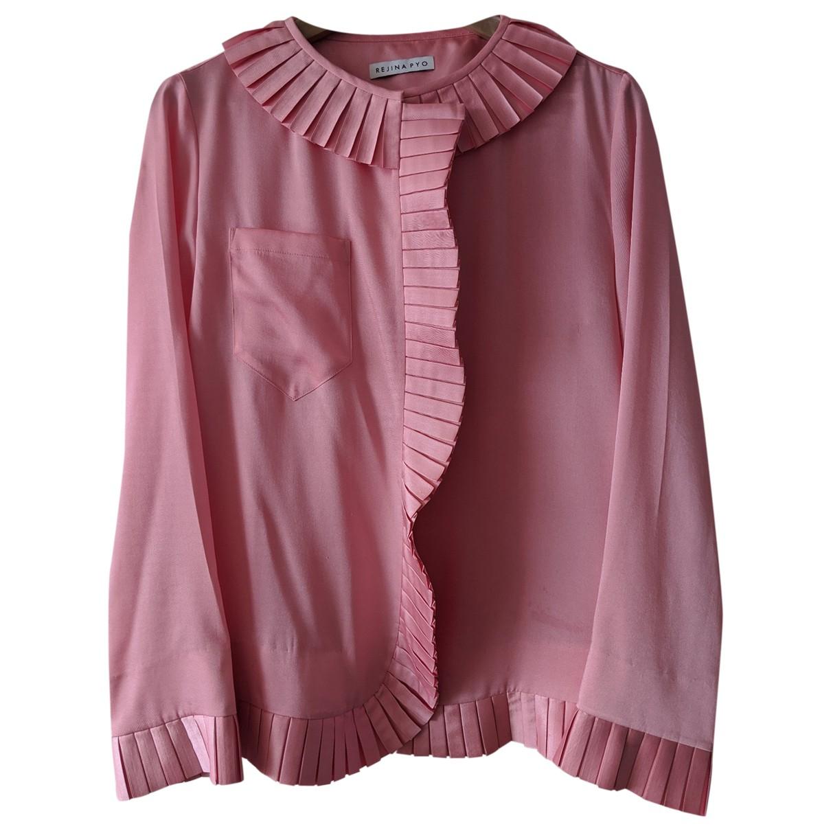 Rejina Pyo \N Pink  top for Women S International