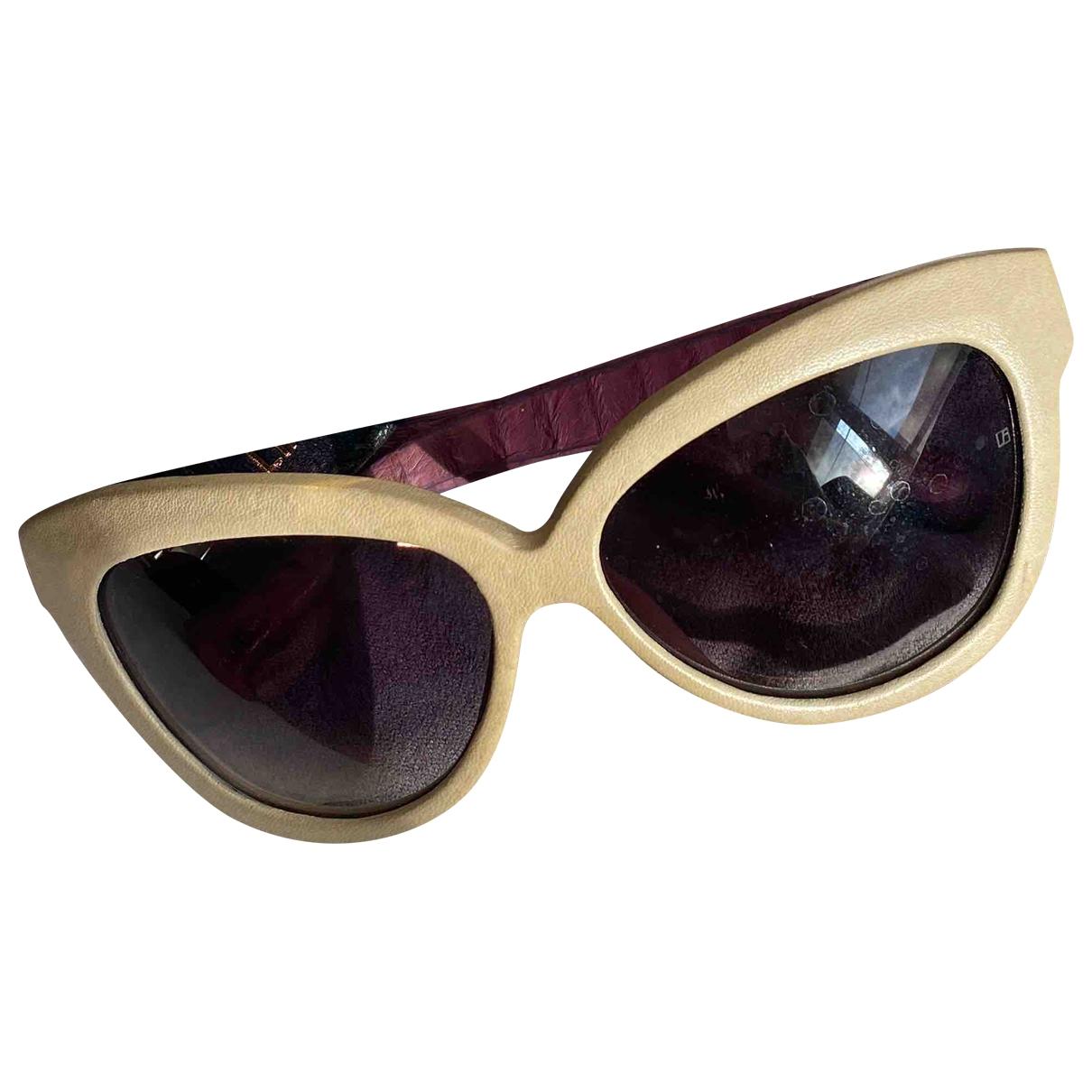 Linda Farrow \N Sunglasses for Women \N