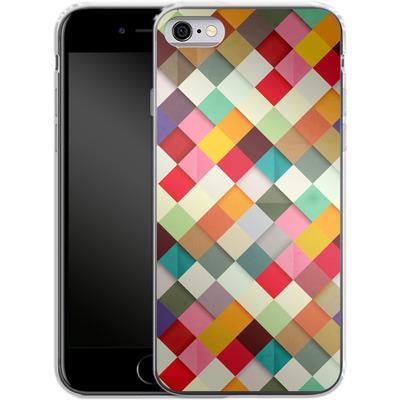 Apple iPhone 6s Silikon Handyhuelle - Pass This On von Danny Ivan