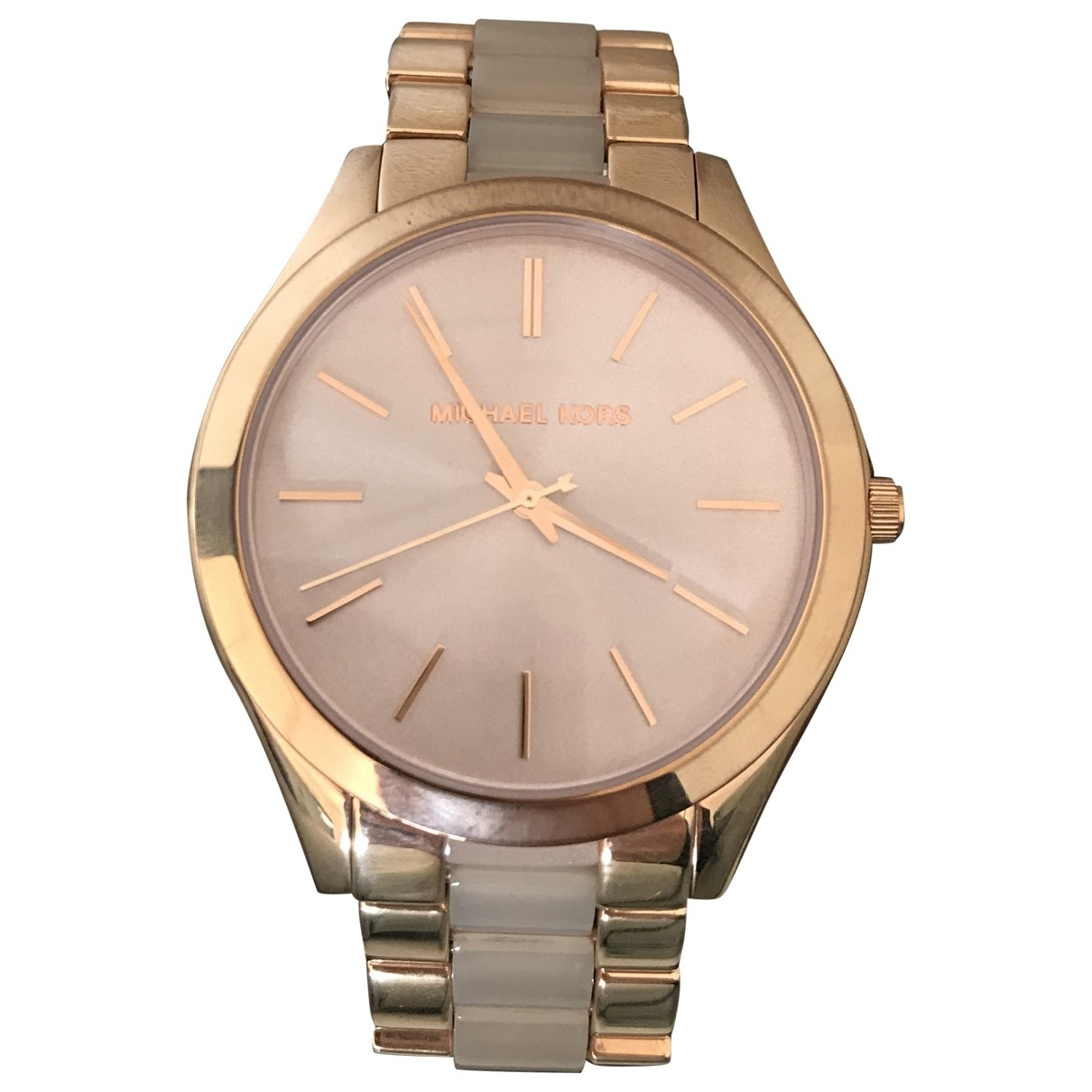 Michael Kors \N Steel watch for Women \N