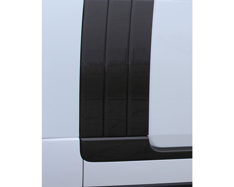 LUMMA CLR-R GT EVO Carbon Left and Right Door Cover Plate for Range Rover 14-15