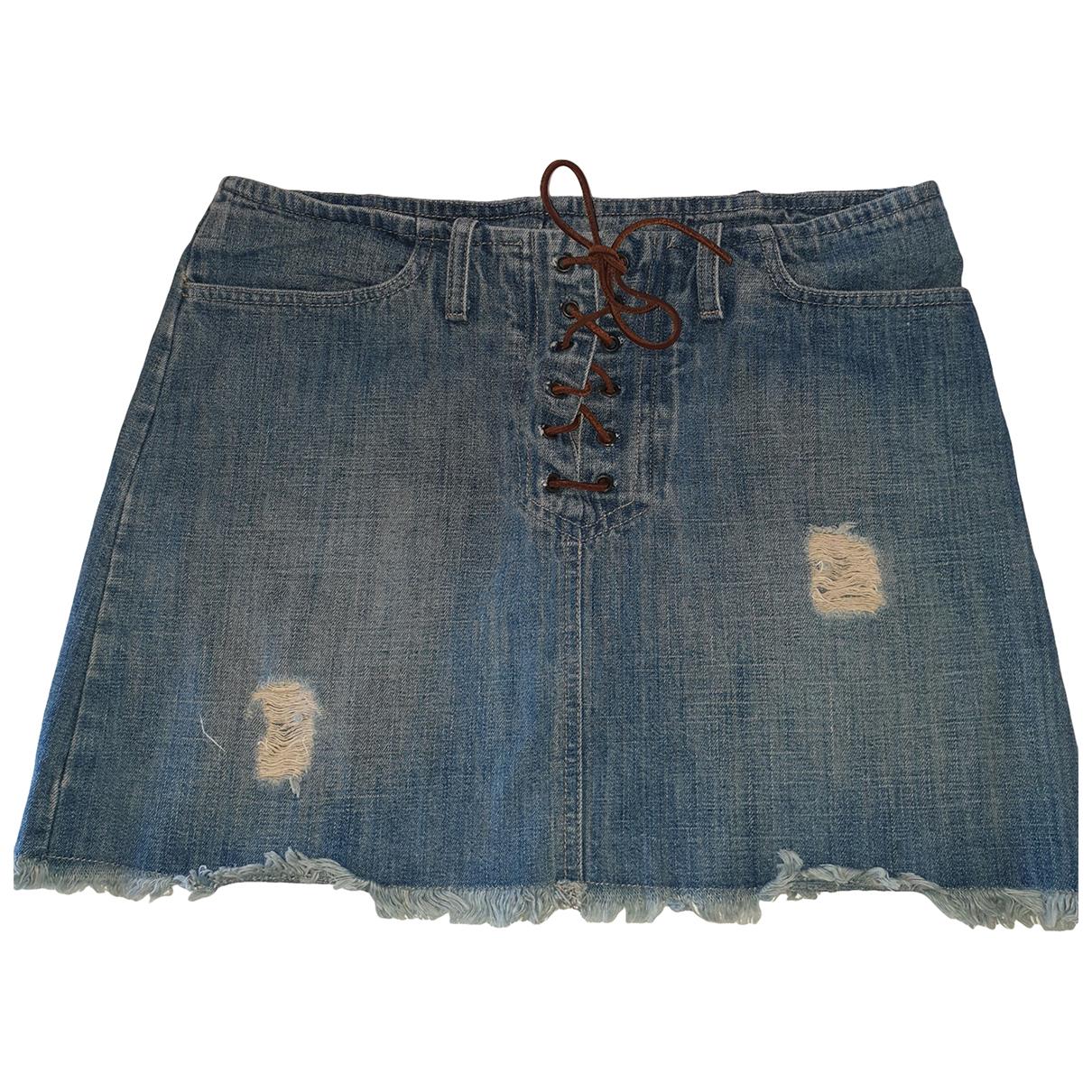 Flavio Castellani \N Rocke in Denim - Jeans