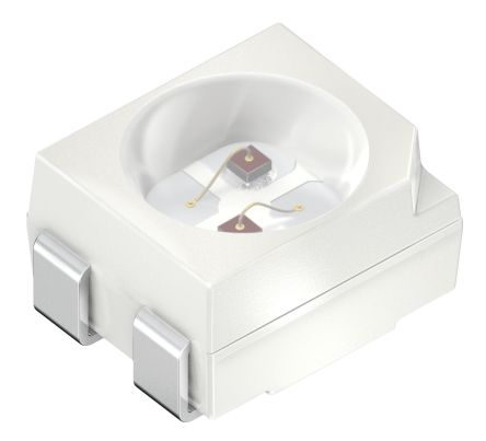 OSRAM Opto Semiconductors 1.8 V Green & Red LED PLCC 4 SMD,Osram Opto Multi TOPLED LSG T67K (50)