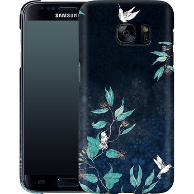Samsung Galaxy S7 Smartphone Huelle - Tranquility von Stephanie Breeze