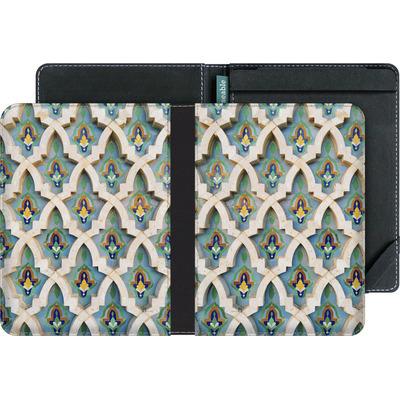 tolino vision 4 HD eBook Reader Huelle - Moroccan Mosaic von Omid Scheybani