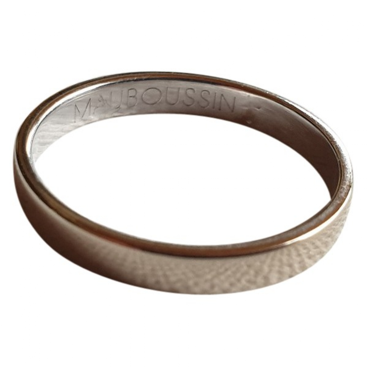 Mauboussin \N Ring in  Silber Weissgold