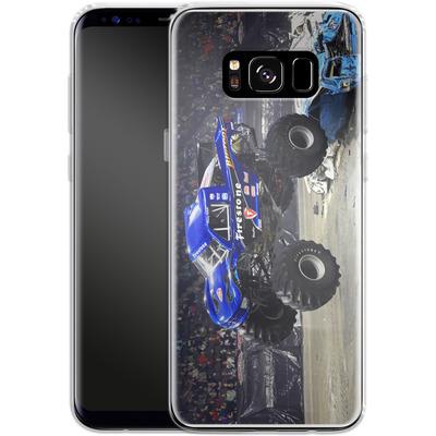 Samsung Galaxy S8 Silikon Handyhuelle - Firestone von Bigfoot 4x4