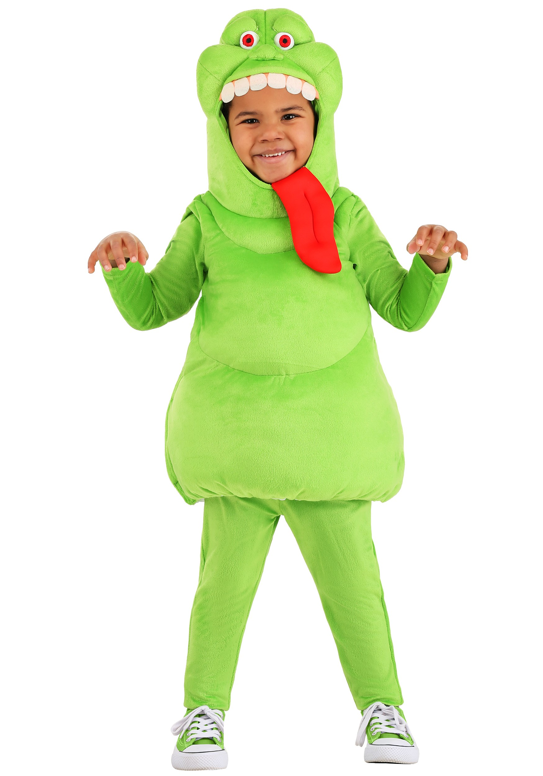Ghostbusters Slimer Costume For Toddler's