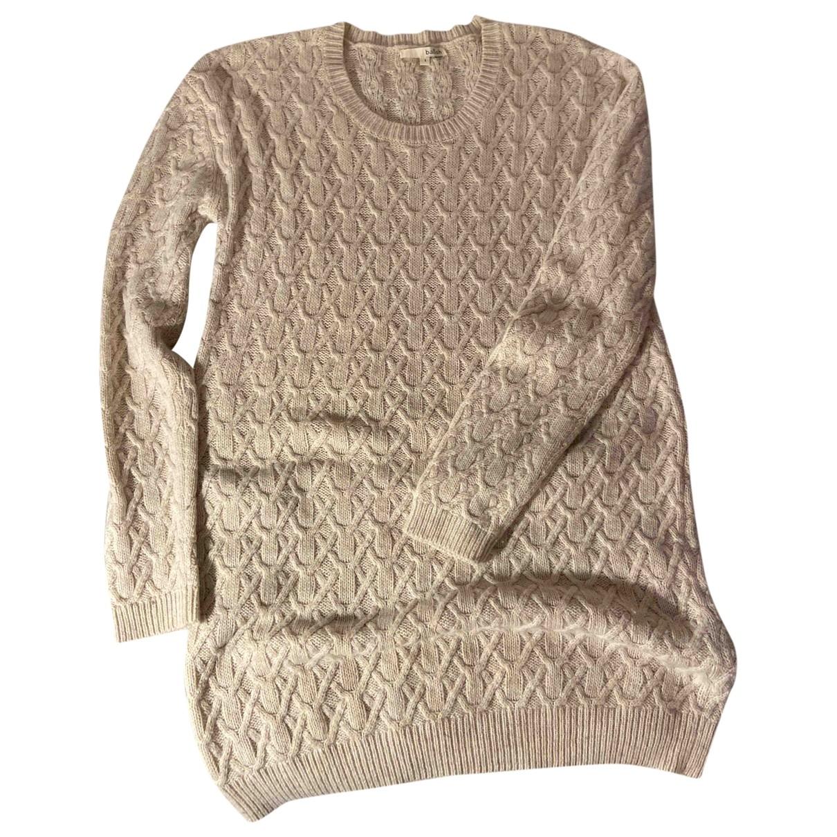 Ba&sh \N Kleid in  Beige Wolle