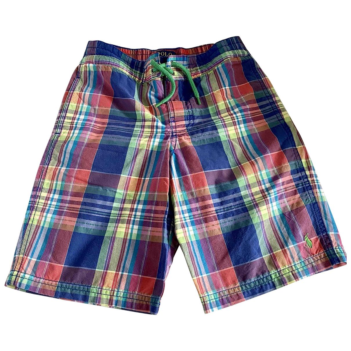 Polo Ralph Lauren - Pantalon   pour enfant en coton