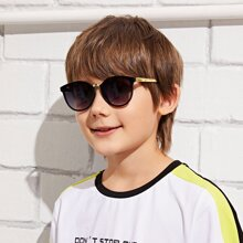 Gafas de sol de niños de lentes tintadas