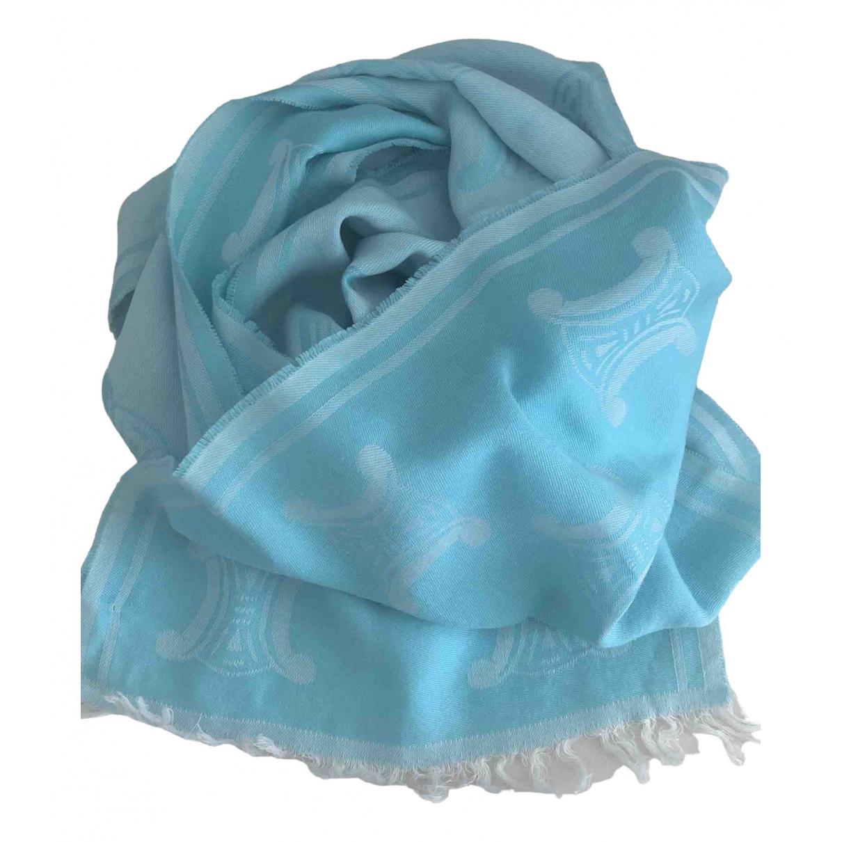 Celine - Foulard   pour femme en autre - bleu