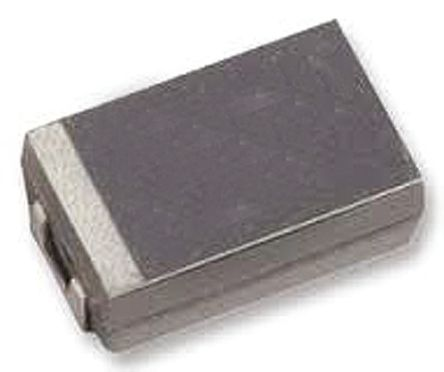 AVX Tantalum Capacitor 4.7μF 16V dc MnO2 Solid ±10% Tolerance , THJ (5)