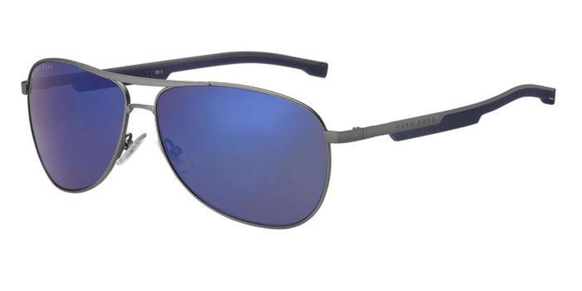 Boss by Hugo Boss Boss 1199/S R81/XT Men's Sunglasses Grey Size 63