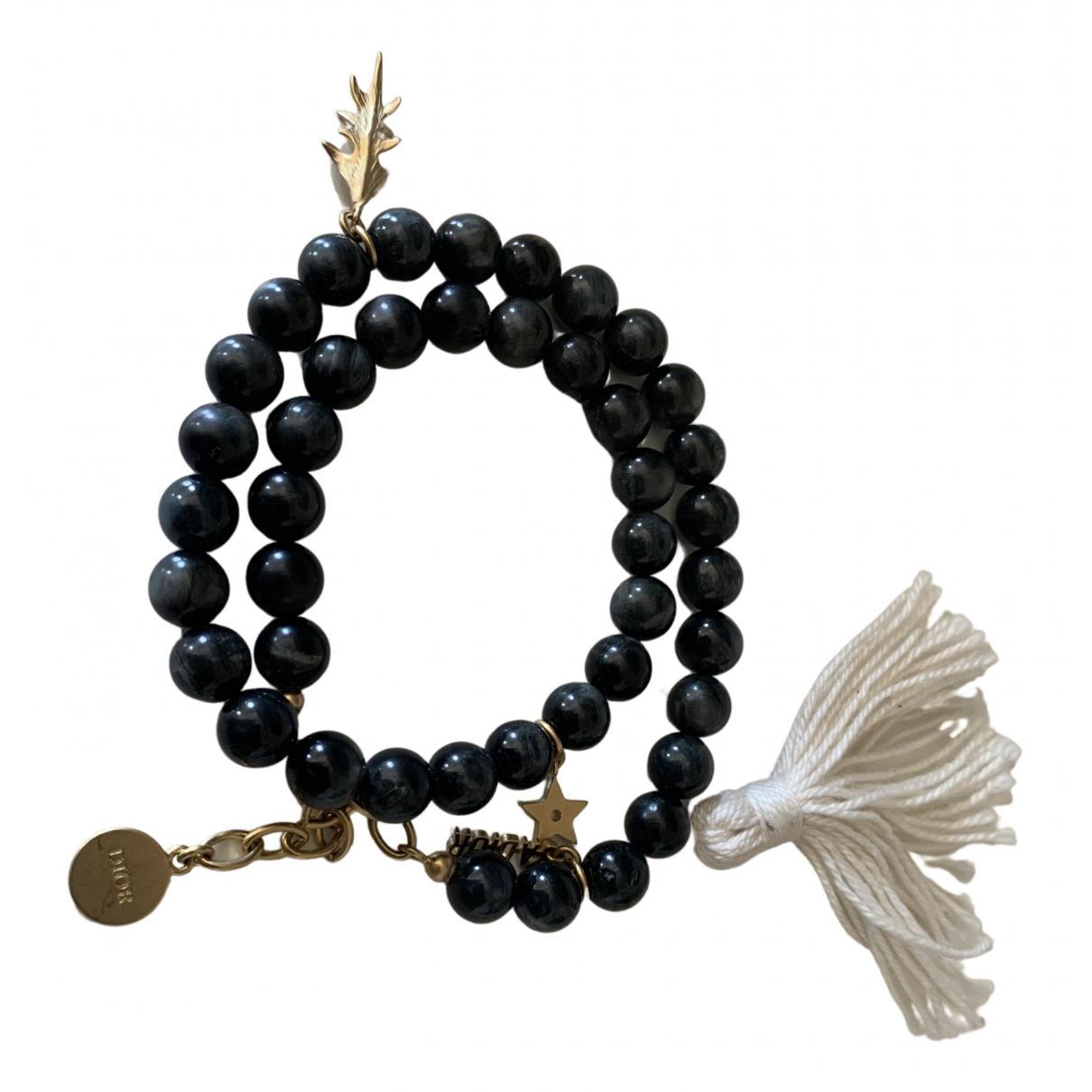 Dior \N Anthracite Pearls bracelet for Women \N