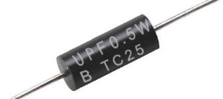 TE Connectivity 100kΩ Metal Film Resistor 0.5W ±0.1% UPF50B100KV