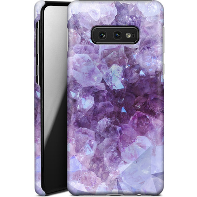 Samsung Galaxy S10e Smartphone Huelle - Light Crystals von Emanuela Carratoni