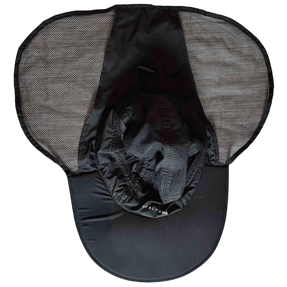 Moncler Genius - Chapeau & Bonnets Moncler n°6 1017 Alyx 9SM pour homme - noir