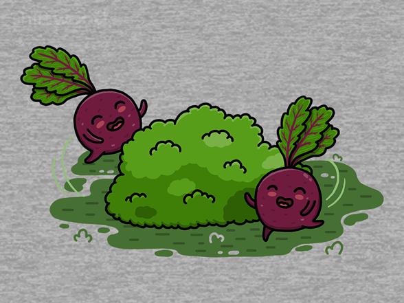 Beeting Around The Bush T Shirt