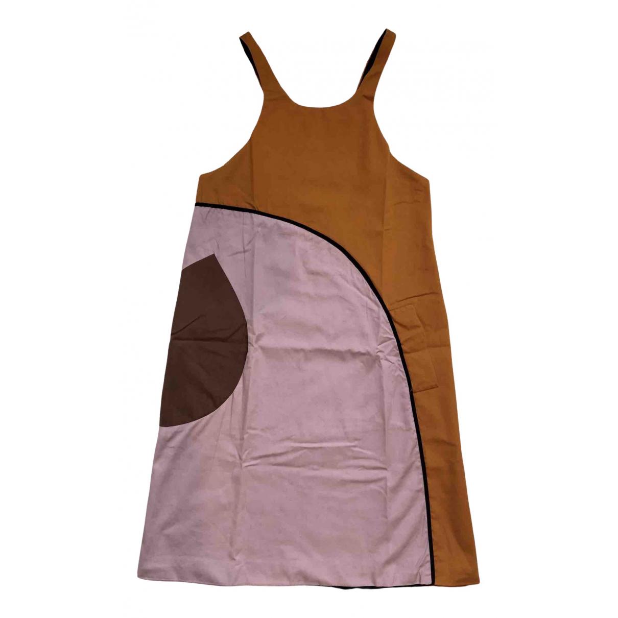 Marni N Multicolour Cotton dress for Women 38 IT