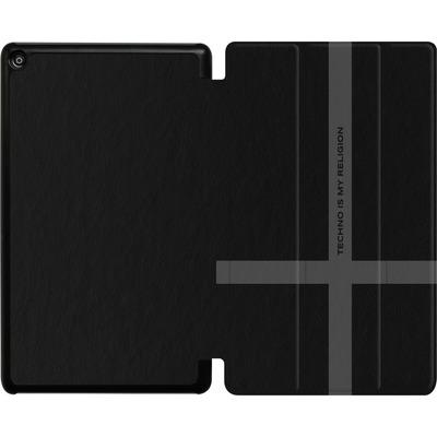 Amazon Fire HD 8 (2018) Tablet Smart Case - TECHNO IS MY RELIGION  von Berlin Techno Collective