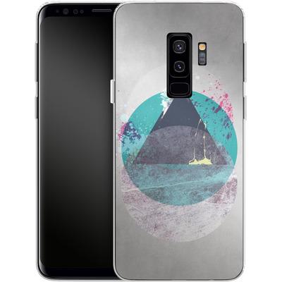 Samsung Galaxy S9 Plus Silikon Handyhuelle - Minimalism 10 von Mareike Bohmer