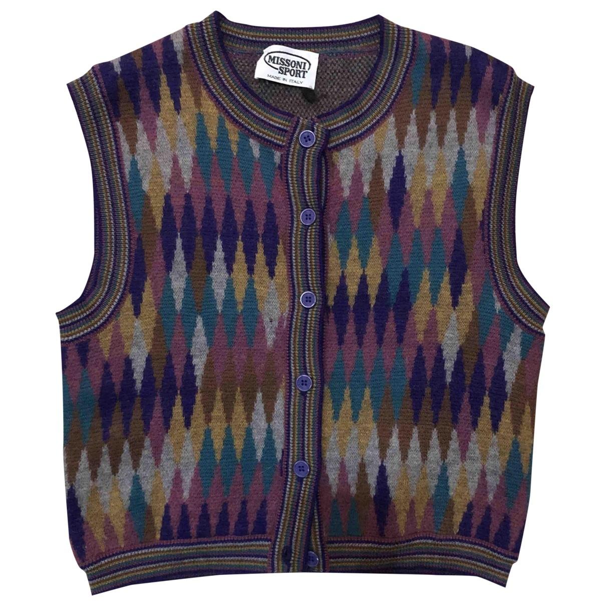 Missoni \N Multicolour Wool Knitwear for Women S International
