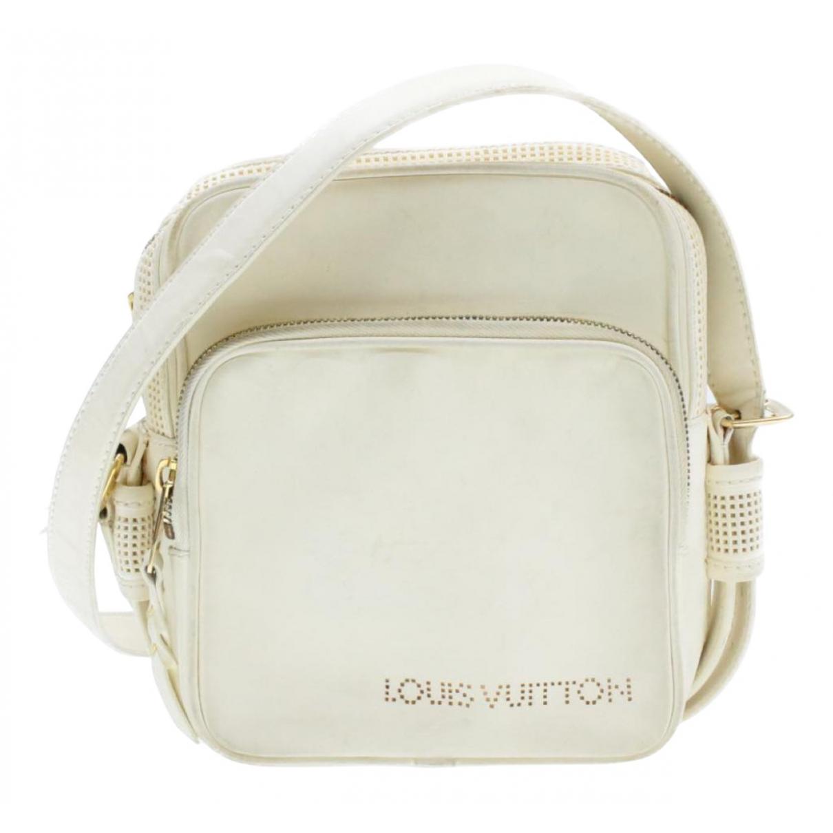 Bolso Trotteur de Cuero Louis Vuitton