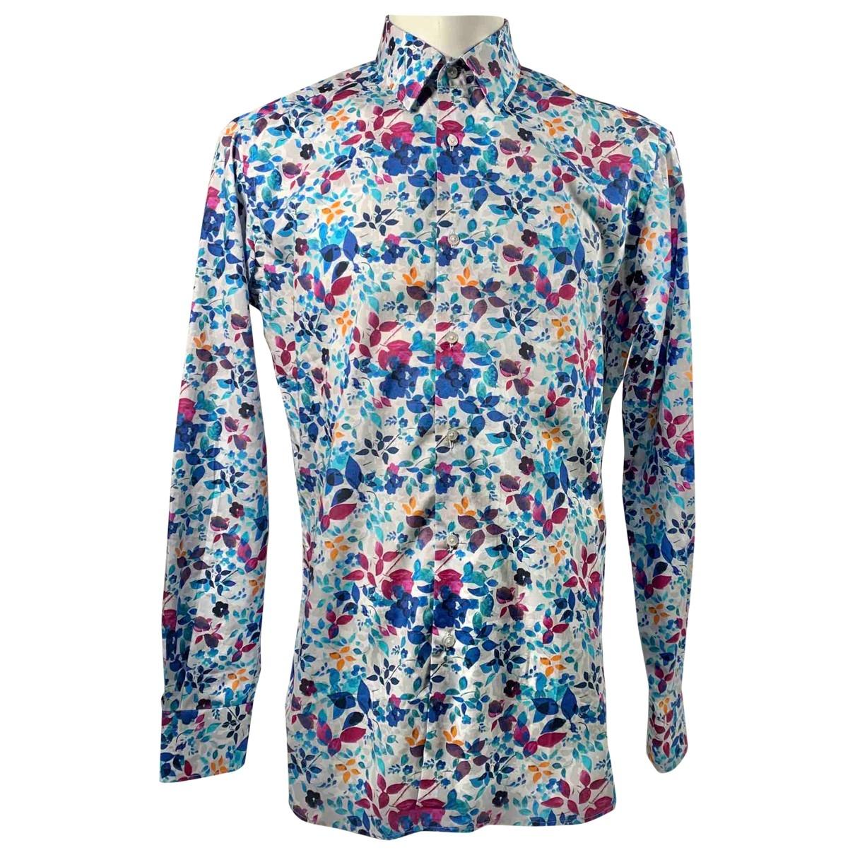 Karl Lagerfeld \N Hemden in  Bunt Baumwolle