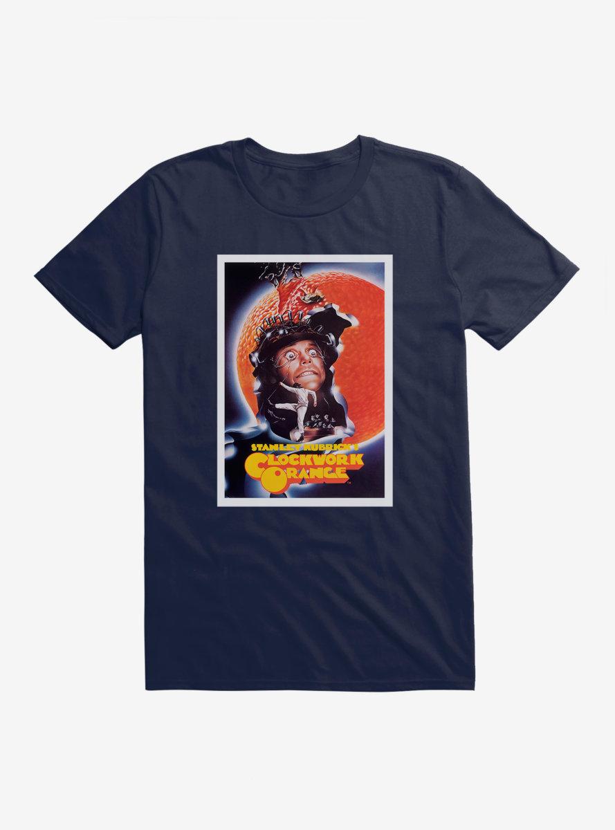 A Clockwork Orange Poster T-Shirt