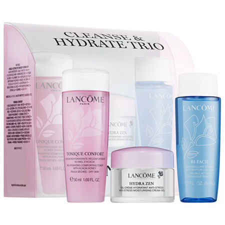 Lancôme Cleanse & Hydrate Trio, One Size , Multiple Colors