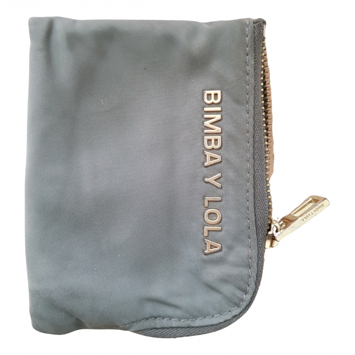 Bimba Y Lola \N Portemonnaie in Leinen