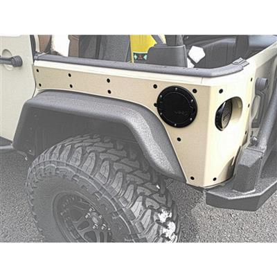 Hauk Offroad Extended Bomb Proof Corners - ARM-6824
