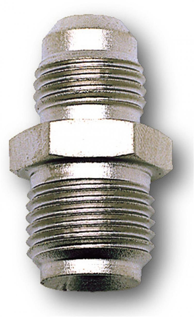Russell Adapter Fitting; Inverted Flare; PowerFlex; Straight;-6 x (5/8in.-18); Endura