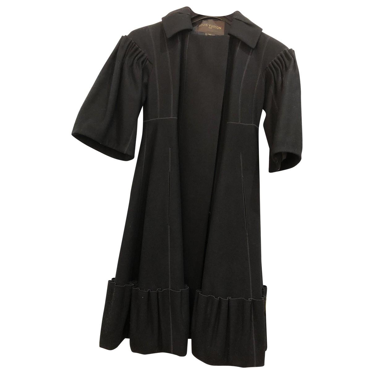 Abrigo de Lana Louis Vuitton