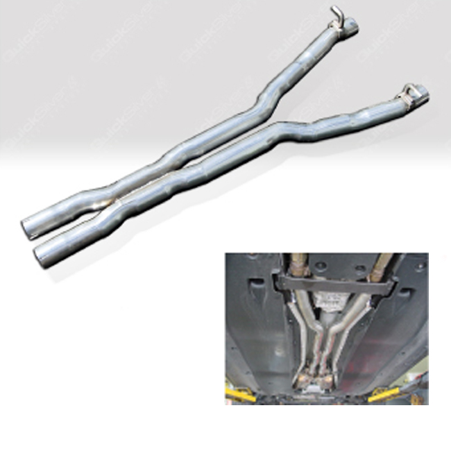 Quicksilver FE092S Sport Stainless Steel Center Section Ferrari 550 Maranello 97-03