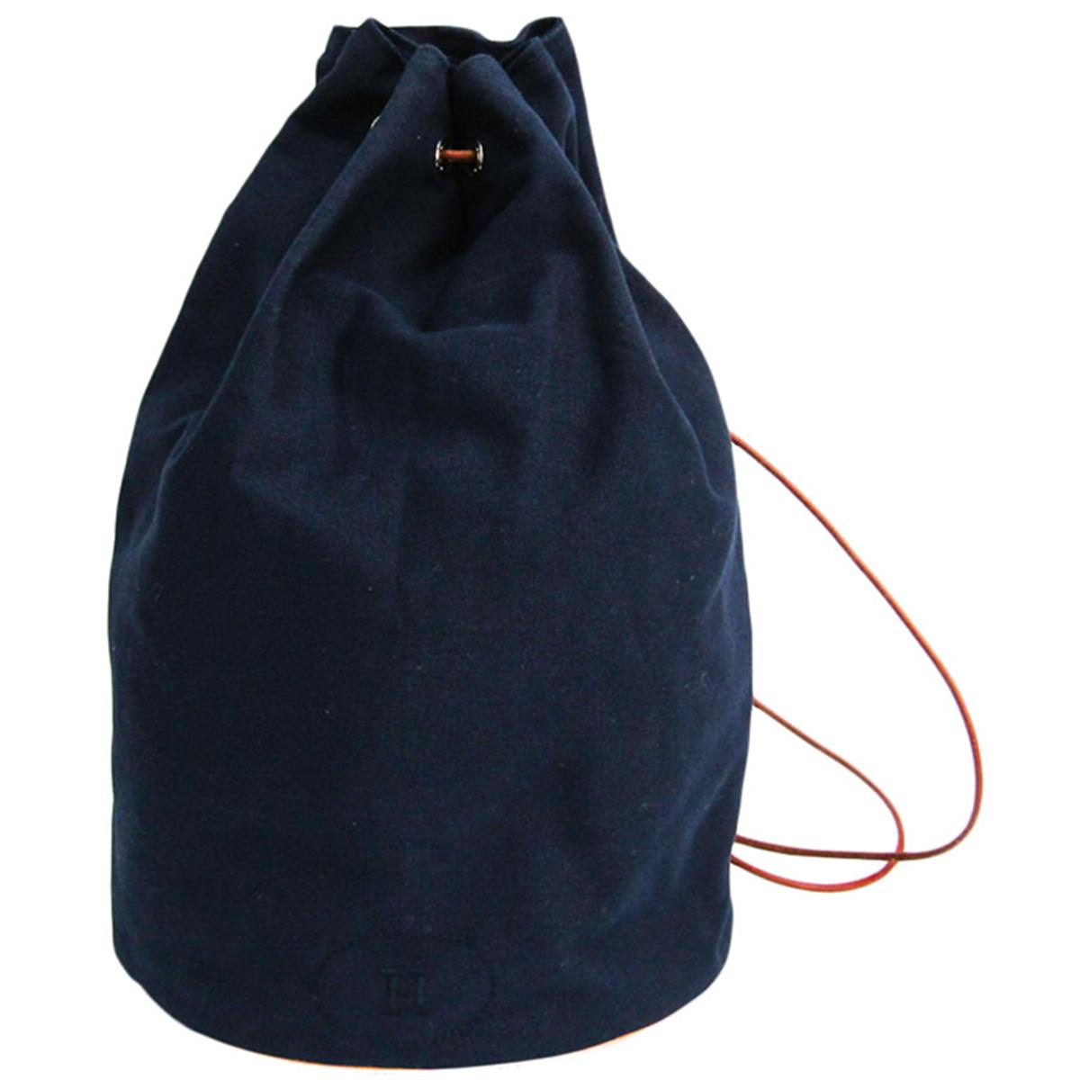 Hermes \N Handtasche in  Braun Baumwolle