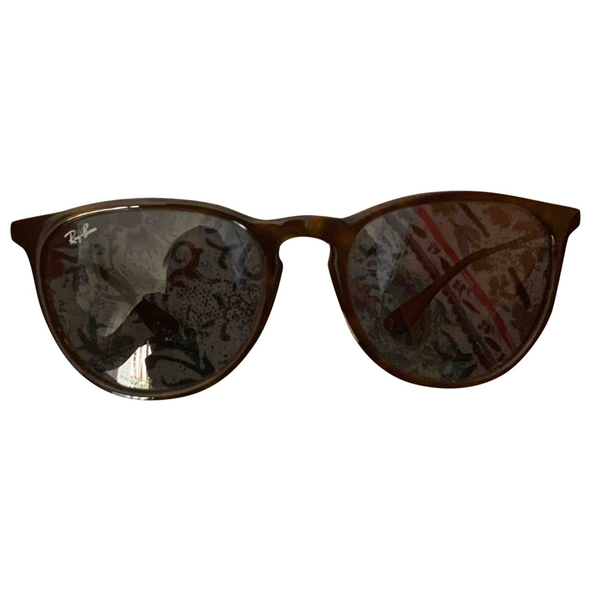 Ray-ban Erika Brown Sunglasses for Women \N