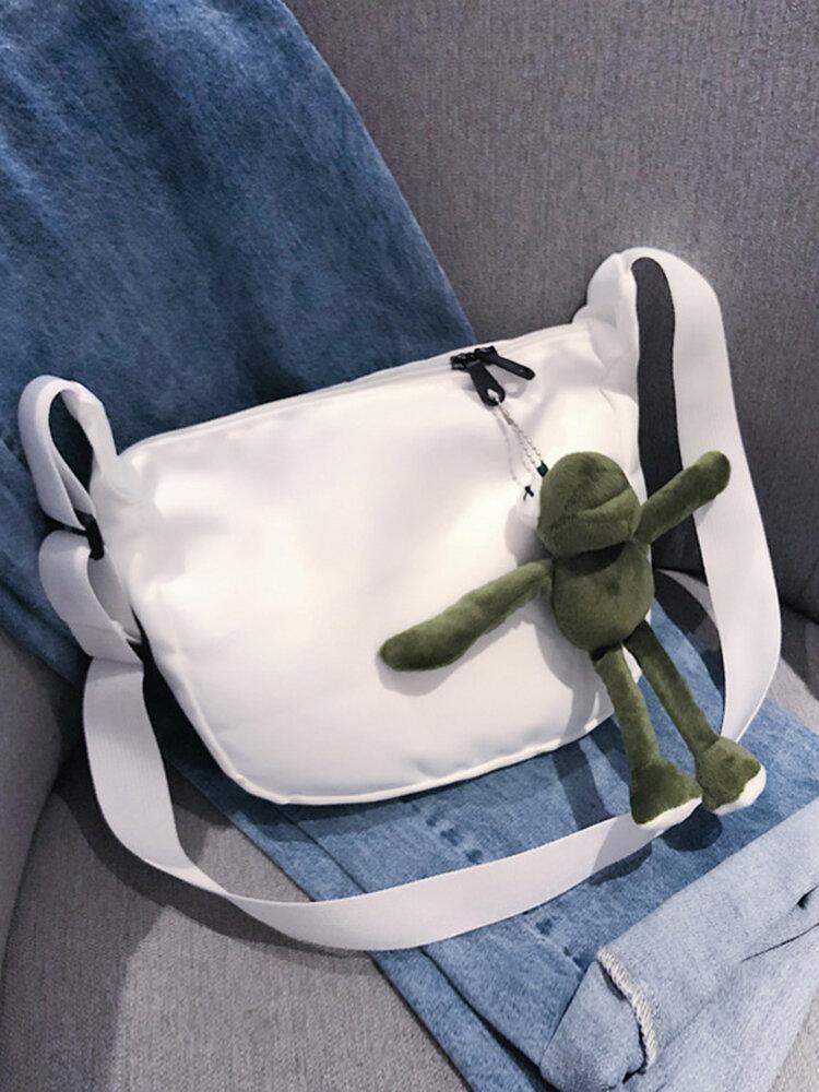 Women Cute Cartoon Casual Crossbody Bag Shoulder Bag