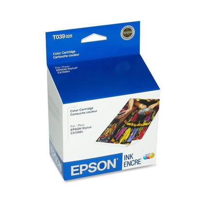 Epson T039025 cartouche d'encre originale couleur