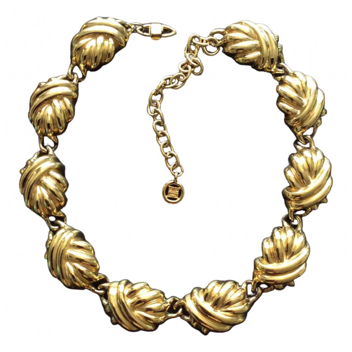 Givenchy \N Kette in  Gold Vergoldet