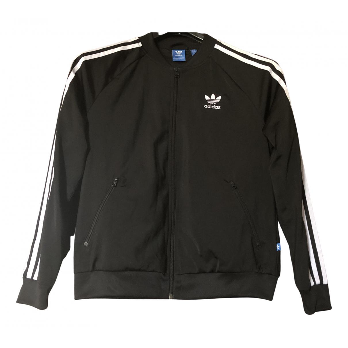 Adidas \N Black jacket for Women 44 FR