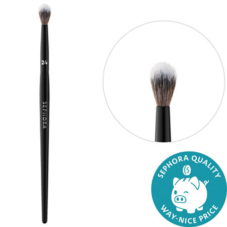 SEPHORA COLLECTION PRO Crease Brush #24, One Size , Multiple Colors