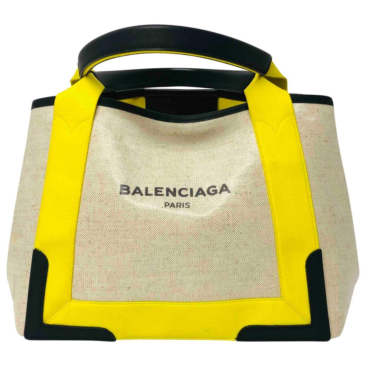 Balenciaga \N Multicolour Cloth handbag for Women \N