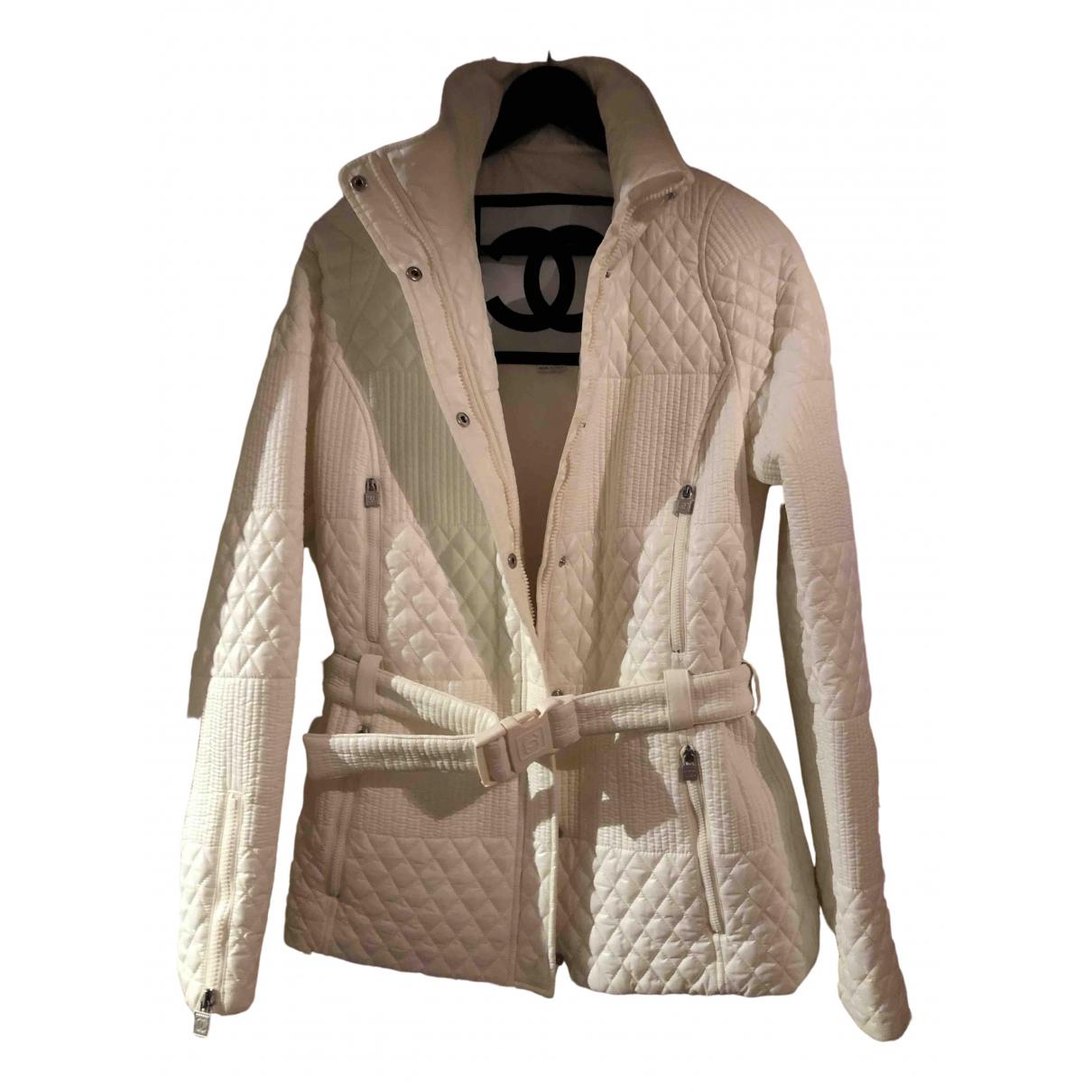 Chanel N Beige jacket for Women 40 FR
