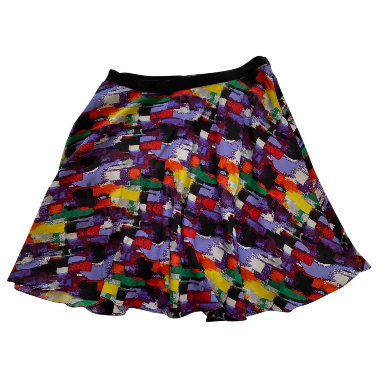 Mini falda de Seda Catherine Malandrino