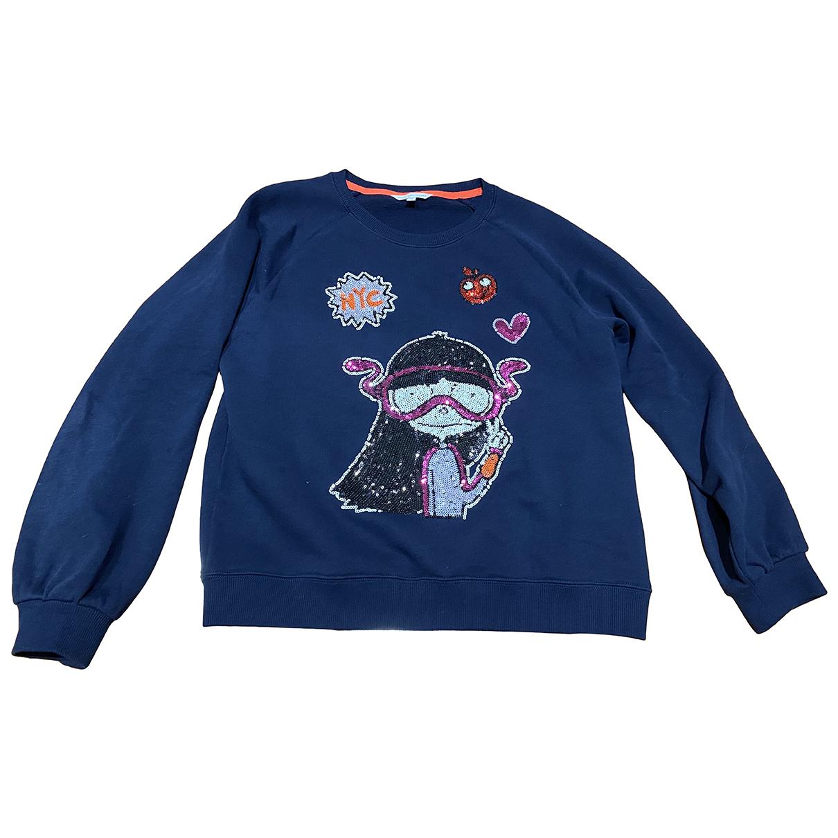 Marc Jacobs N Blue Cotton Knitwear for Women XS International