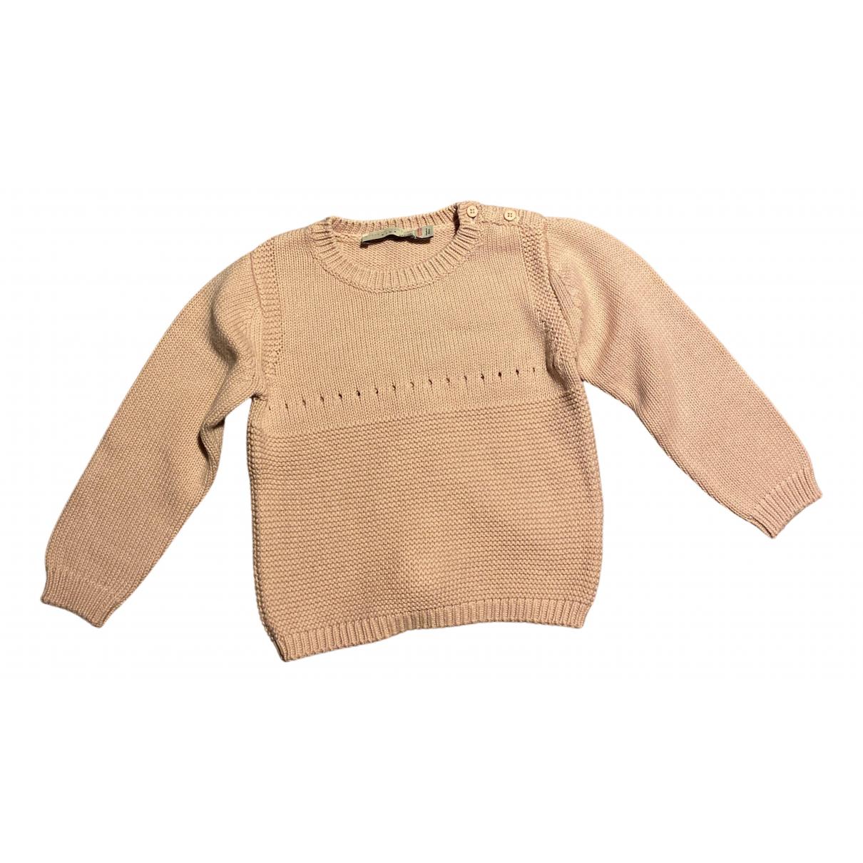 Stella Mccartney Kids N Beige Cotton Knitwear for Kids 2 years - up to 86cm FR