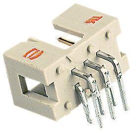 HARTING , SEK 18, 20 Way, 2 Row, Right Angle PCB Header