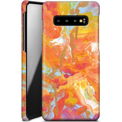 Samsung Galaxy S10 Plus Smartphone Huelle - Ocaso von Kaitlyn Parker